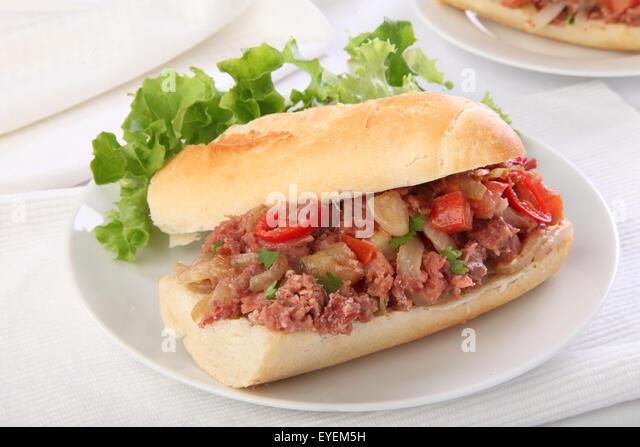 Corned Beef Sandwich Stock Photos & Corned Beef Sandwich ...