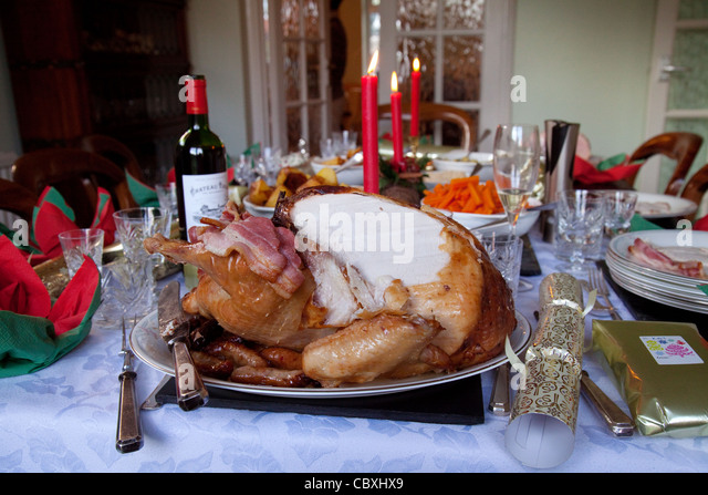 how to cook a traditional christmas turkey