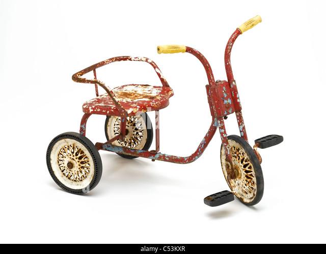 tricycle - Stock-Bilder