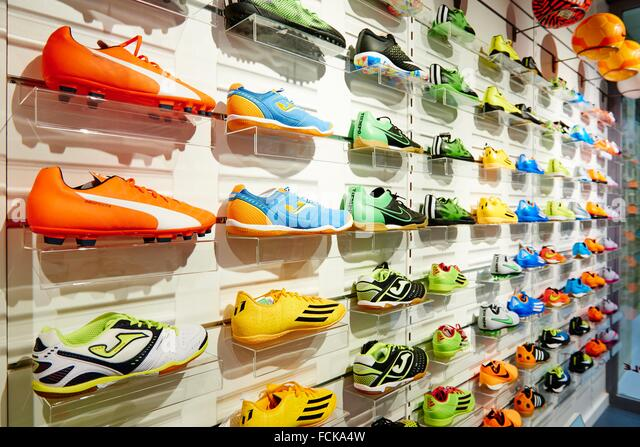 Shoe Salesman Sport