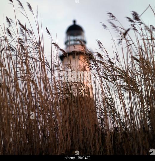 Sag Harbor, New York, Usa - Stock Image