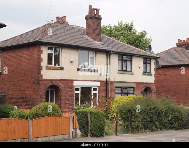 semi detached house clipart - photo #41