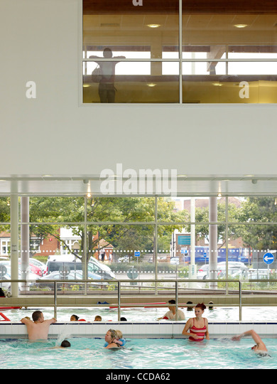 Leisure Centre Pool Gym Stock Photos Leisure Centre Pool