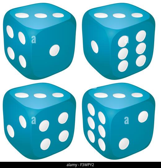 3 dice craps