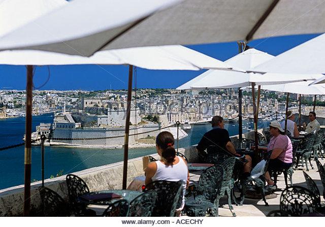 Panorama Restaurant Malta Menu