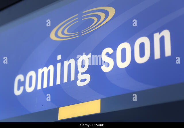 Coming Soon Sign Stock Photos & Coming Soon Sign Stock ...