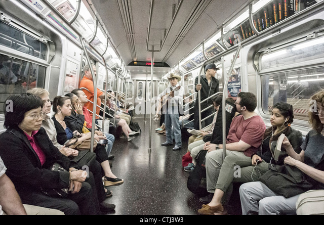 Subway Train Stock Photos & Subway Train Stock Images - Alamy
