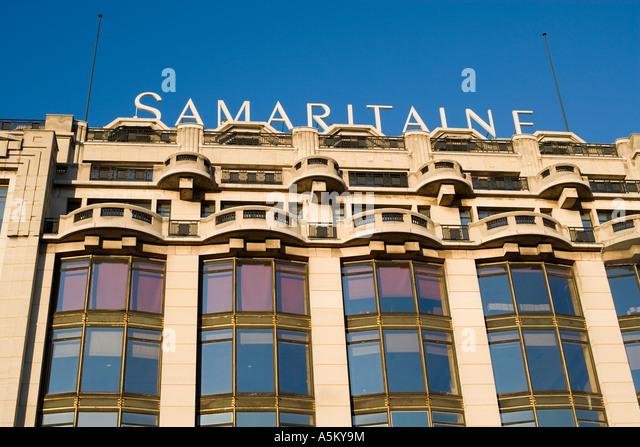 Cafe La Samaritaine Paris