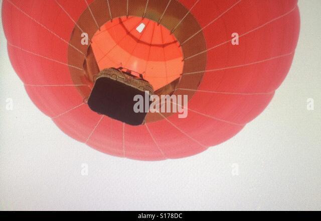 Balloon festival in Latvia - Stock-Bilder