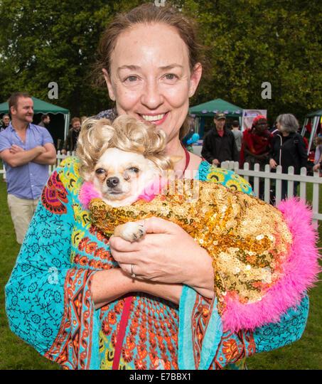 Dogs Dressed Like Liberace