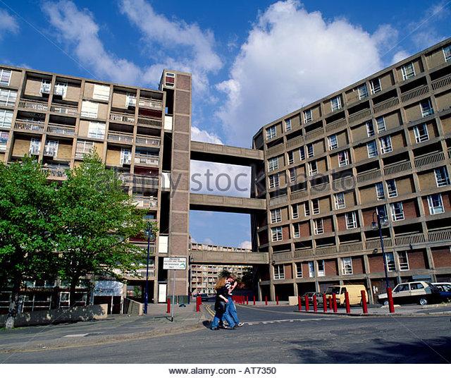 Sheffield Housing Stock Photos & Sheffield Housing Stock