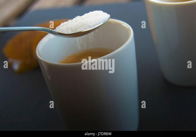 A Marble In A Cup Of Honey : Perfume maker stock photos images