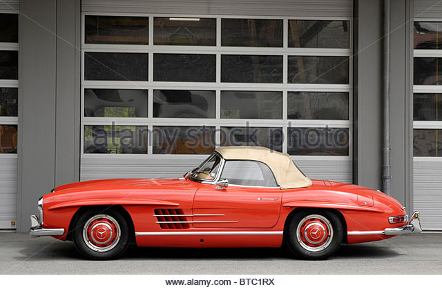 1955 stock photos 1955 stock images alamy for 1955 mercedes benz 300sl