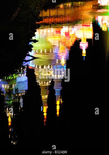 Chinese Lantern Festival - Stock-Bilder