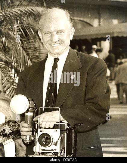 Bert Morgan 1965 - Stock Image