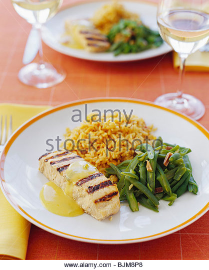 Grilled Salmon With Mustard and Herbs Grilled Salmon With Mustard and Herbs new pictures