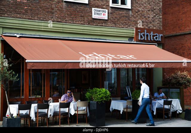 Pasha Restaurant London N