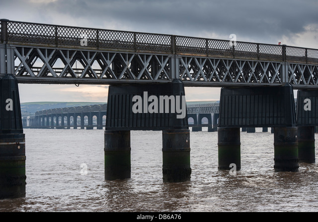 Steel Rail Bridge Stock Photos Amp Steel Rail Bridge Stock