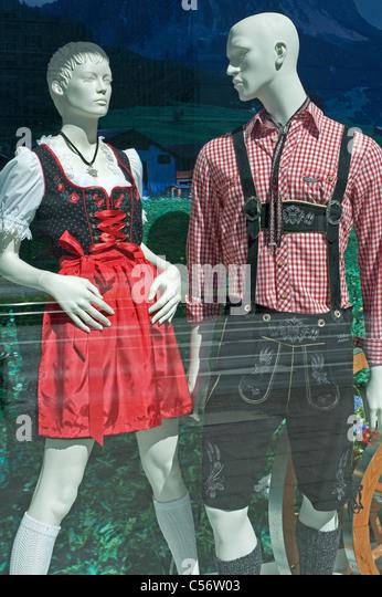 German clothing store