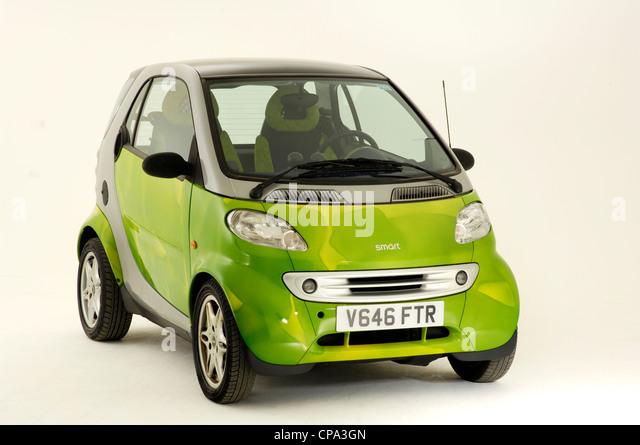 2001 Smart car - Stock Image