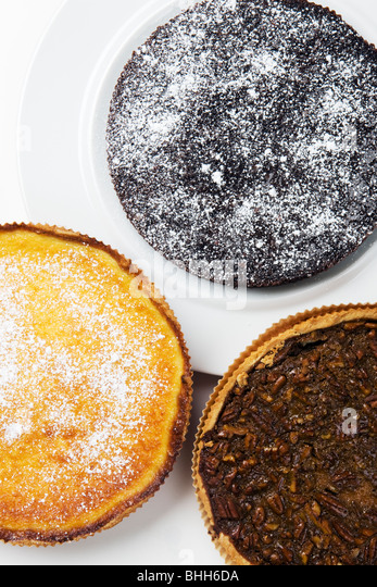 Different pies. - Stock Image