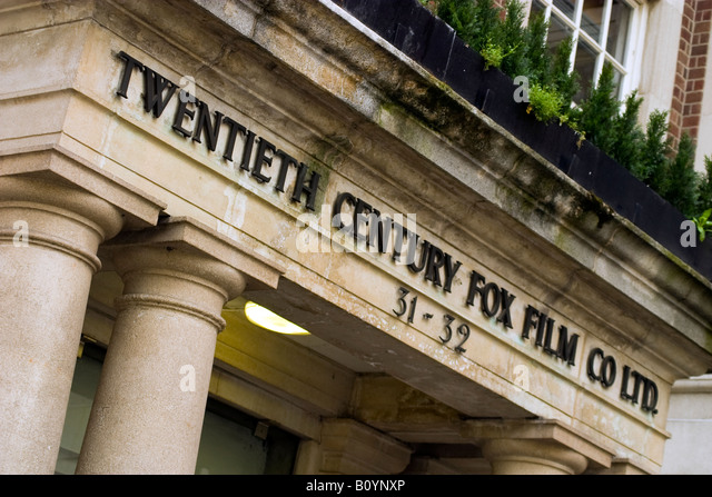 Twentieth Century House, Soho, London - Stock Image