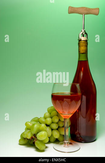 Wine - Stock Image