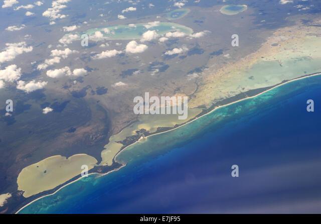 blue ocean clouds scenic - photo #38