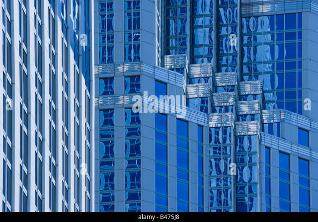 Istanbul skyscraper - Stock Image