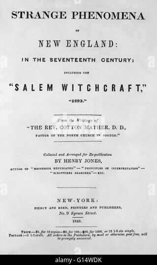 a seventeenth century witch trial A trial of witches: a seventeenth-century witchcraft prosecution user review - not available - book verdict in 1662 ann denny and rose cullender were tried and.