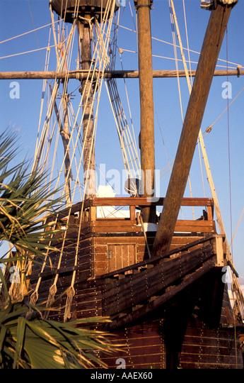 Bermuda St George Deliverance II Replica - Stock Image