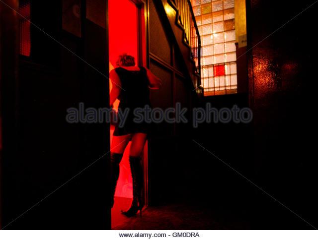 a night at the brothel