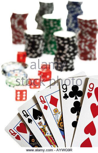 full house beim poker