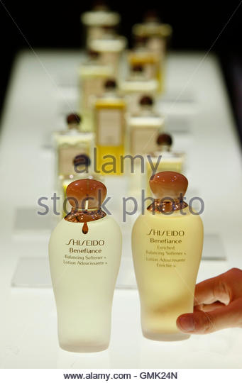 Shiseido Products Stock Photos Amp Shiseido Products Stock