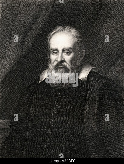 Biography of galileo galilei the italian philosopher physicist astronomer engineer and mathematician