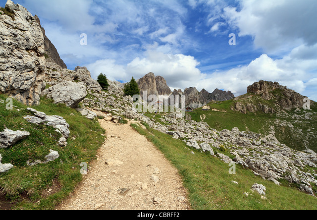 Catinaccio Group Stock Photos Catinaccio Group Stock Images Alamy
