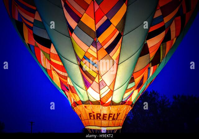Hot Air Balloon Fire Stock Photos & Hot Air Balloon Fire ...