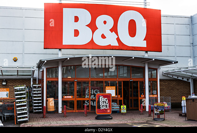 B and q online shopping