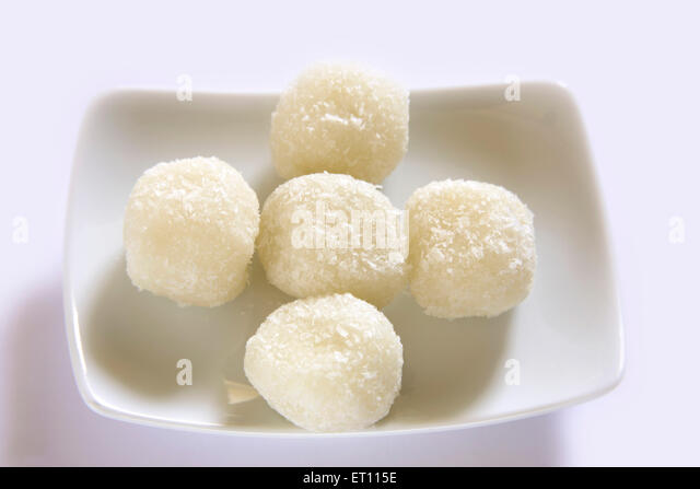 how to make nariyal mithai