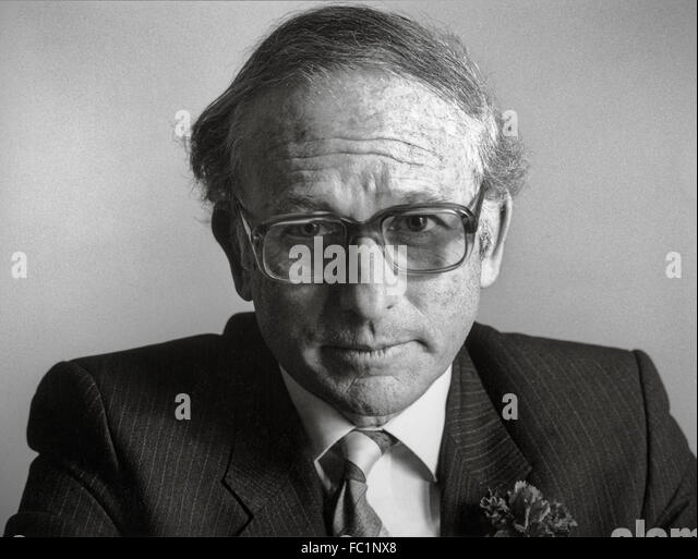 Greville Ewan Janner, Baron Janner of Braunstone, QC was a British politician, barrister and writer. He became a - Stock Image