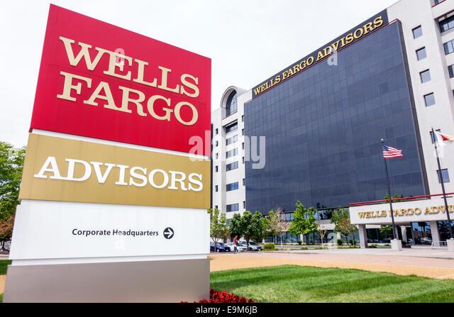 Wells Fargo Office Stock Photos Amp Wells Fargo Office Stock Images Alamy