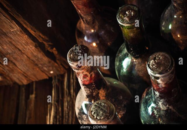 WineDrip6383   - Stock Image