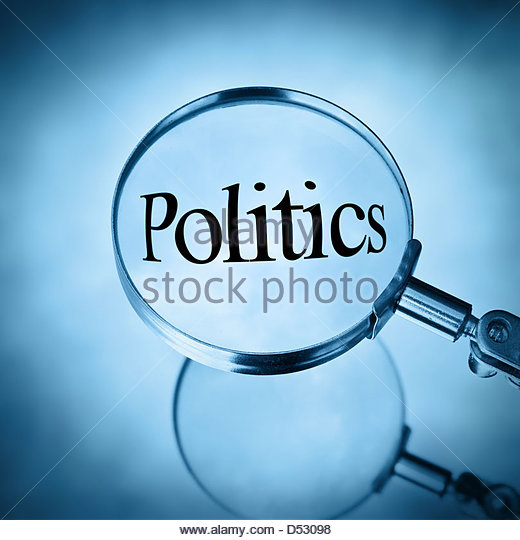 politics - Stock Image