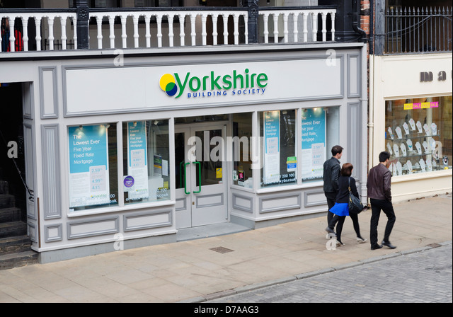 Yorkshire Building Society Nantwich