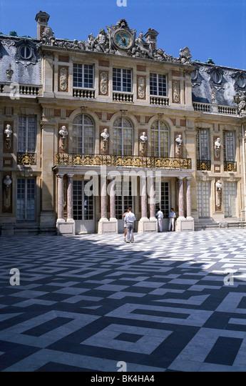 Palais de versailles stock photos palais de versailles - Palais des sports porte de versailles ...