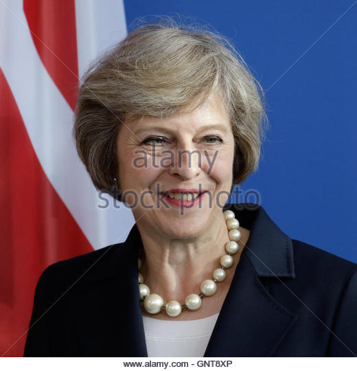 The prime minister of great britain