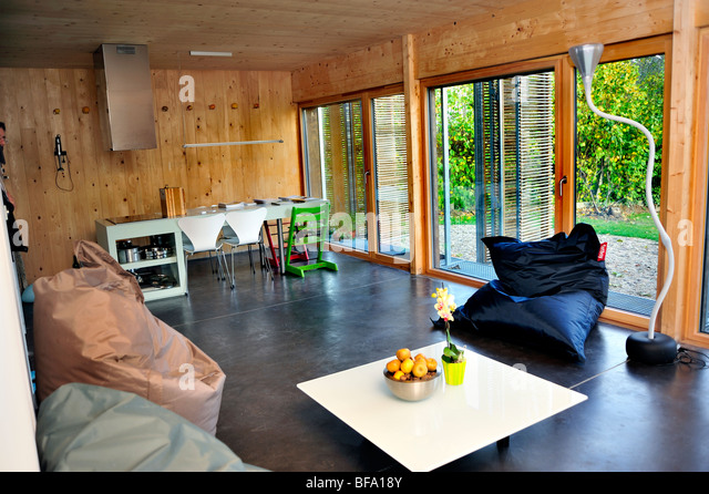 passive house stock photos passive house stock images alamy. Black Bedroom Furniture Sets. Home Design Ideas