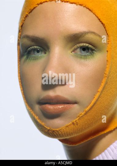 Woman portrait - Stock Image
