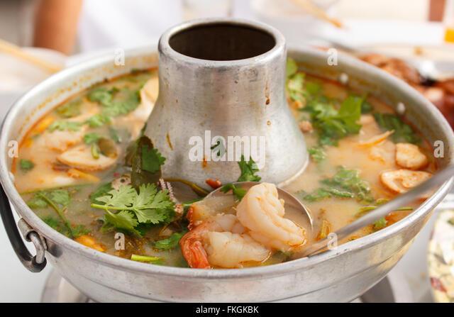 Delicious Spicy Thai Cuisine In Stock Photos & Delicious Spicy Thai ...