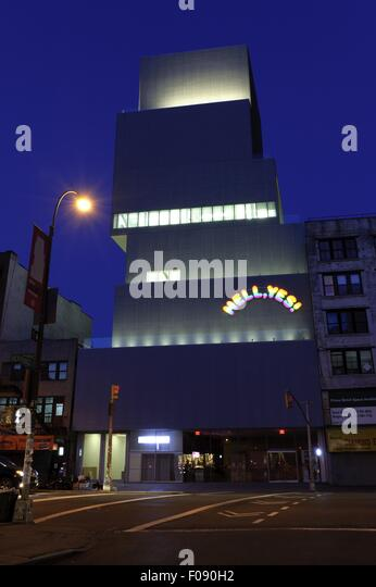 New Museum Bowery Stock Photos New Museum Bowery Stock Images Alamy